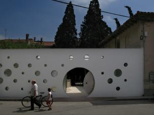 Calaf-entrance