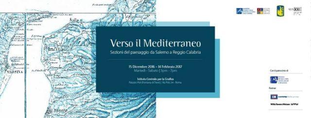 Verso il mediterraneo